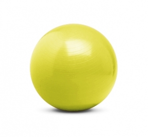 65cm Exercise Ball - YELLOW